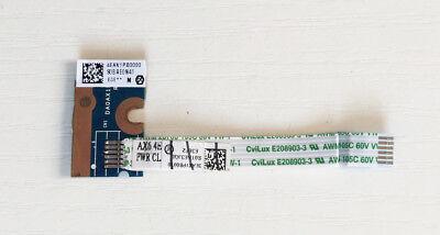 (Genuine HP G72 Compaq CQ72 Power Button Board AX6 Ribbon 4EAX1PB0000 DA0AX1PB6E0)