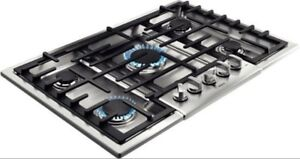 Bosch cooktop 30 inches NGM8055UC New in box 8 series