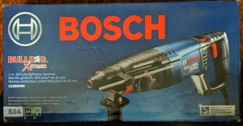 Bosch 11255VSR Bulldog Extreme 1 in. SDS-Plus Rotary Hammer