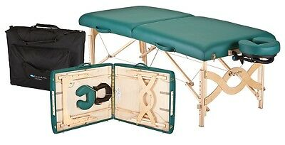 EarthLite Avalon XD Portable Masseuse Massage Table
