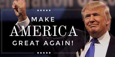 President Donald Trump Make America Great Again  Refrigerator / Tool Box  Magnet