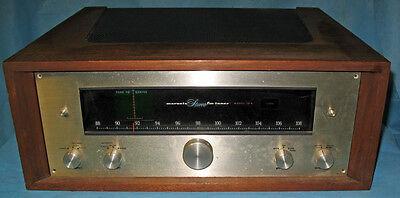 Marantz 10B FM Stereo Tuner with CRT display