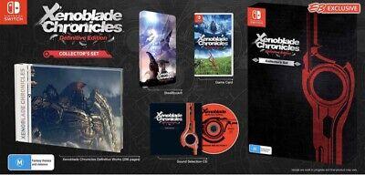 Xenoblade Chronicles Definitive Edition Collectors Set [PRE ORD] comprar usado  Enviando para Brazil