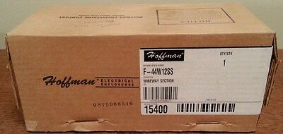New In Box Hoffman F-44w12ss Stainless Steel Enclosure F44w12ss