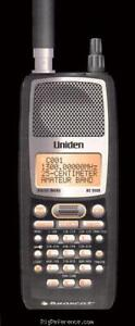 Uniden Bearcat BC250D Radio Scanner - Very good condition