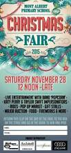 POP UP MARKET AND CHRISTMAS FAIR STALL HOLDERS WANTED Mont Albert Whitehorse Area Preview