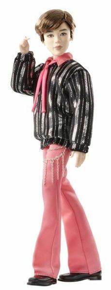 Mattel BTS Bangtan Boys Prestige Doll Jimin Kpop