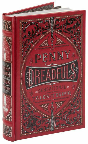 *New Sealed Leatherbound* PENNY DREADFULS: Sensational Tales