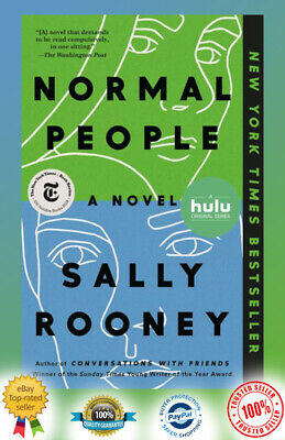 Normal People by Sally Rooney / PDF, EPUB, Kindle / Instant Delivery