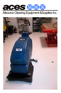 Looking to BUY auto scrubbers and floor machines