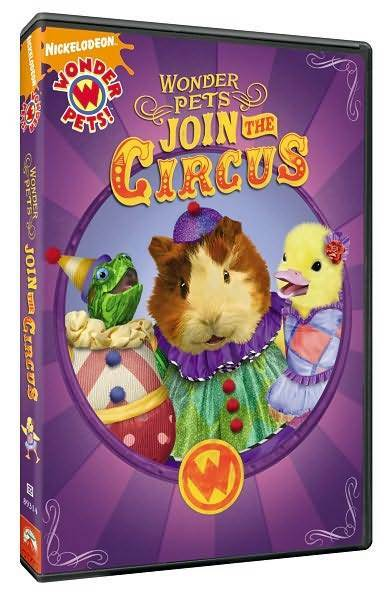 JOIN THE CIRCUS - DVD - Region 1 - Sealed