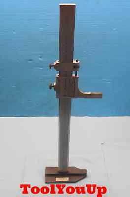 Ls Starrett No. C454 Height Stand For Machine Shop Tooling Machinist Tools