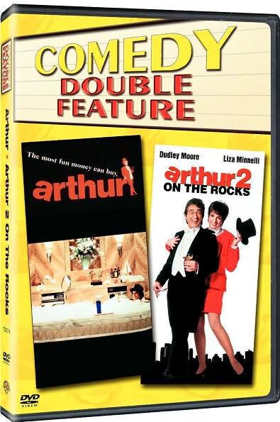 ARTHUR 1 & 2 (2PC) - DVD - Region 1