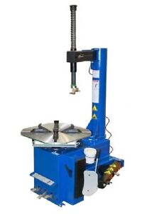 AUTOMATIC GENERAL PURPOSE TIRE CHANGER