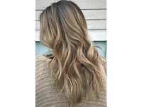 Higlights tomorrow !! +treatment,toner and blow dry(free)