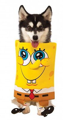 Rubie's Pet Shop-Spongebob Square Pants  Pet (Spongebob Hund Kostüme)