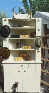 vintage-hat display cupboard/corner cabinet London Ontario image 4
