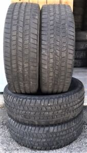 * LIQUIDATION * 4 pneus hiver Michelin LTX Winter LT275/65/18