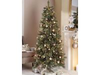 6.5ft Christmas Tree, Vienna Sparkle Tree