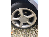 "Ford Cosworth 16"" Alloy Wheels for sale"
