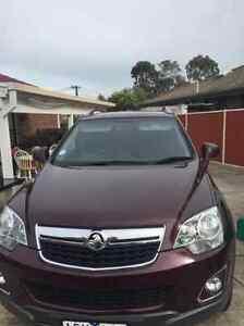 2013 Holden Captiva Wagon **12 MONTH WARRANTY** Derrimut Brimbank Area Preview