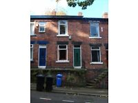 Now Taken - 2 Bedroom House - Fully Furnished & Recently Renovated - Crookesmoor - £66.35pppw