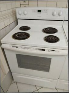 Stoves and oven