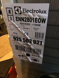 ENN2801EOW Integrated fridge freezer - new boxed