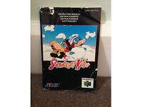 Snowboard Kids Manual Nintendo 64