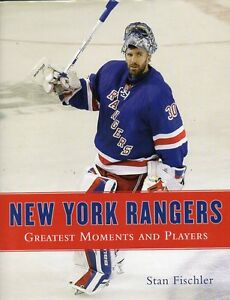 NEW YORK RANGERS GREATEST MOMENTS & PLAYERS SAVE $35