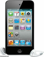IPOD TOUCH 4TH GENERATION 64 GB NOIR BLACK