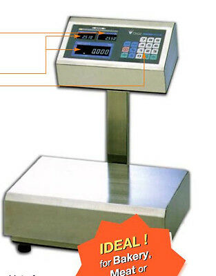 Rice Lake Digi Ds-470ss Checkweigher Stainless Steel Scale 12 X0.0.002 Lb New