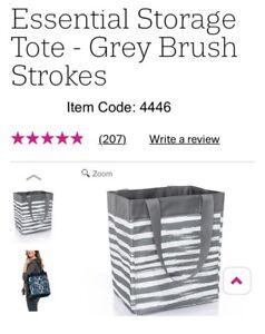 Thirtyone Essential Tote Bag, NEW in package. Stripe