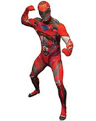 Power Rangers The Movie 2017 - Adult MorphSuits Skin Suits - Multiple - Power Ranger Suit