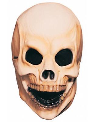 Childs Skeleton Deluxe Quality Latex Skull Mask](Kids Skull Mask)