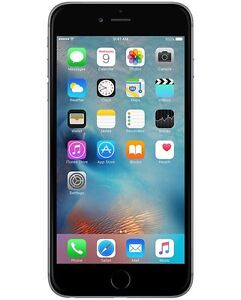 iPhone 6 factory unlock 64gig mint condition