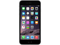 Apple iPhone 6 Mobile Phone - Black - EE - Boxed