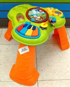 BRIGHT STARTS MUSICAL LEARNING TABLE