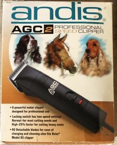 Andis 2 speed Professional Pet Clippers