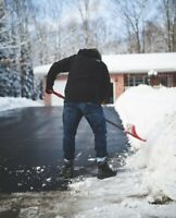 SNOW REMOVAL AND PROPERTY MAINTENANCE.