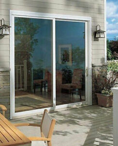 PL  ---- PATIO DOORS – $ 850.00 with installation