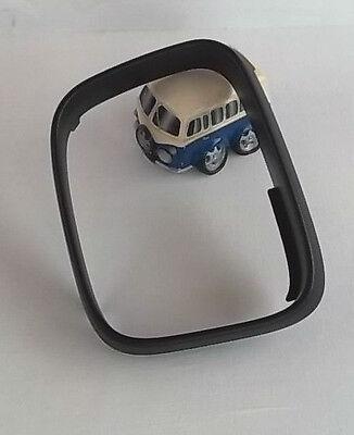 VW TRANSPORTER T5 CADDY WING MIRROR PLASTIC   DOOR TRIM RING BEZEL CAP    LEFT