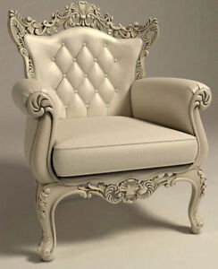 Wanted to Buy: Large Bergere Chair for Refinishing/Reupholstery