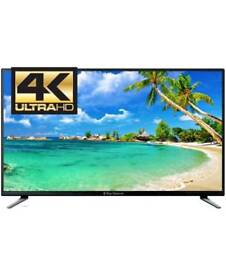 """BRAND NEW BLUE DIAMOND 55"""" 4K SMART TV WITH ANDROID,"""