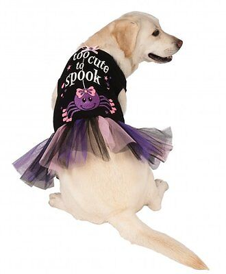 Rubie's Pet Shop- Too Cute To Spook Dress with Tutu for Pets  - Cute Costumes With Tutus