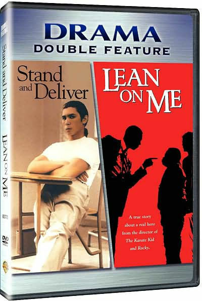 STAND & DELIVER & LEAN ON ME - DVD - Region 1
