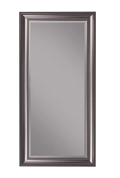 Full Length Floor Mirror Large Wall Leaner Standing Silver F