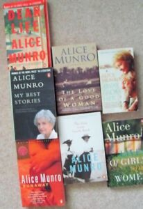ALICE MUNRO  Novels