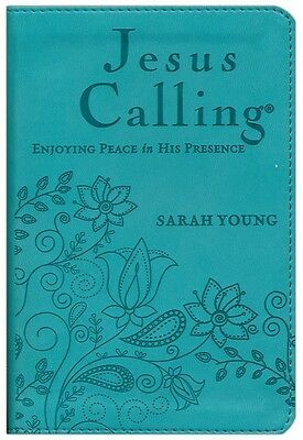 Jesus Calling: Enjoying Peace in His Presence - Deluxe Edition,  Imitation