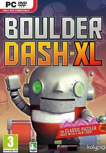 Boulder Dash XL (PC DVD)